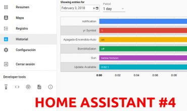 Home Assistant #4: Conociendo Home Assistant