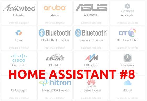 Home Assistant #8: Detección de dispositivos en casa