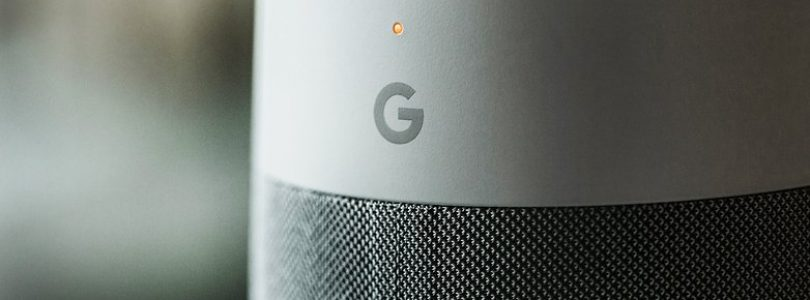 Google Home ya permite el uso de altavoces Bluetooth