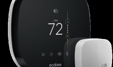 Ecobee reúne 36 millones de dólares para competir contra Nest