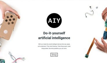 Google actualiza sus kit AIY incluyendo una Raspberry Pi
