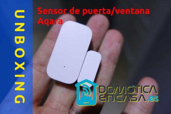 Review del sensor de puerta o ventana Aqara