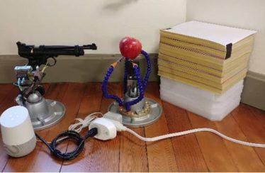 Consiguen disparar un arma con Google Assistant