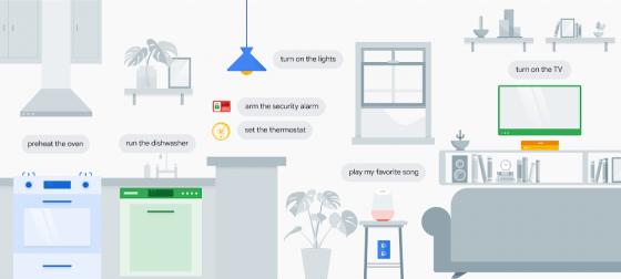Google Home ya funciona con más de 5000 dispositivos