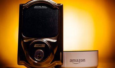 Alexa incluye de manera nativa la apertura de las cerraduras inteligentes