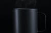 La taza inteligente Ember aparece en color negro
