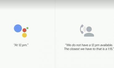 Google Assistant se identificará de manera apropiada cuando llame usando Duplex
