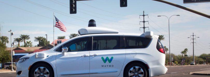 Los coches autónomos en California podrán recoger pasajeros