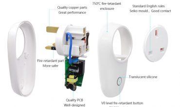 Sonoff S26, el nuevo enchufe inteligente de itead con soporte para Alexa, Nest y Google Home
