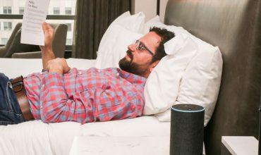 Amazon lanza Alexa for Hospitality, el servicio para las habitaciones de hotel