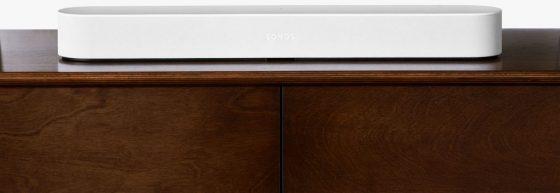Sonos presenta el Sonos Beam