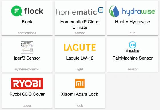 Home Assistant se actualiza a la versión 0.71