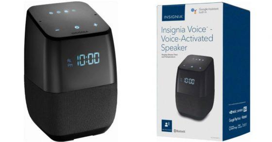 Best Buy pone a la venta en Estados Unidos su altavoz inteligente con despertador por menos de 30 dólares