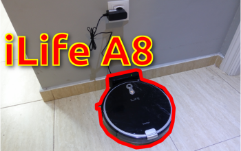 Review del Robot Aspirador iLife A8