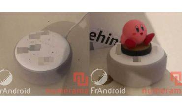 Nueva generación de Amazon Echo vista en foto antes de su lanzamiento