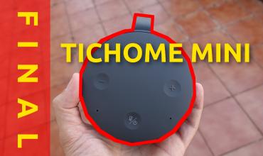 TicHome Mini: Review del altavoz inteligente con Google Home
