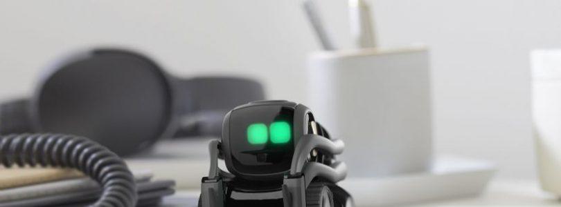 Vector, el mini robot que hace de asistente virtual