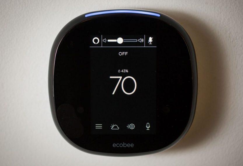 Ecobee4 y Ecobee switch ya soporta los anuncios de Amazon
