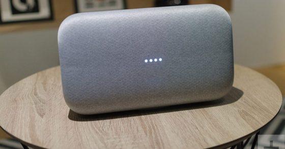 Google Home Max llega a Europa (a España todavía no) y se hace bilingüe