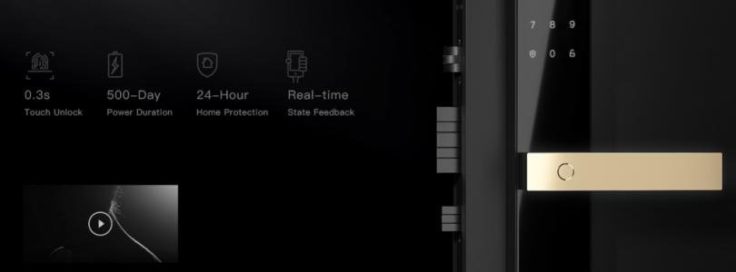 Orvibo T1, la nueva cerradura inteligente con seguridad integral