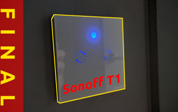 Review del Sonoff T1