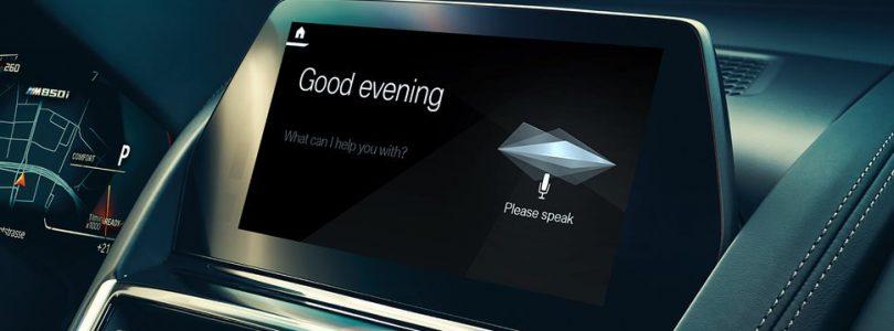 BMW lanzará su  propio asistente virtual en Marzo de 2019