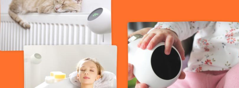2 Termostatos inteligentes para radiadores encontrados en Amazon