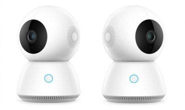 La nueva cámara de vigilancia de Xiaomi viene con Inteligencia Artificial y múltiples funciones