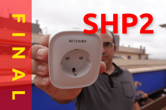 Review del enchufe inteligente Blitzwolf BW-SHP2