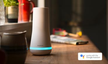 SimplySafe añade soporte para Google Assistant