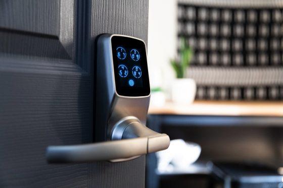 Así es Lockly, uno de los smart locks más seguros