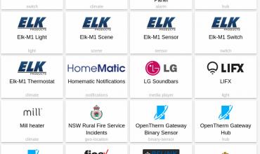 Home Assistant se actualiza a la versión 0.81 con muchas plataformas nuevas