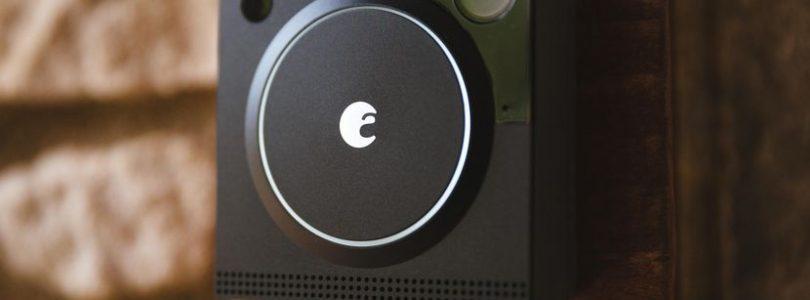 August lock añade soporte para desbloqueo por voz y anuncios del timbre