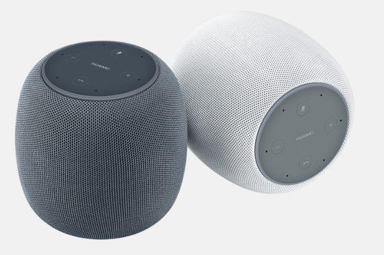Huawei presenta su Ai Speaker, el altavoz inteligente de la marca