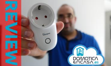Review del Sonoff S26, un nuevo enchufe inteligente muy pequeño