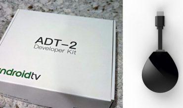 El Android TV de Google ADT-2 llegará a los desarrolladores pronto