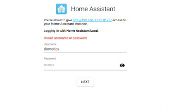 Video tutorial: Reinicio de la clave de Home Assistant
