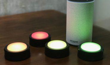 Los Amazon Echo Buttons permiten el activar rutinas