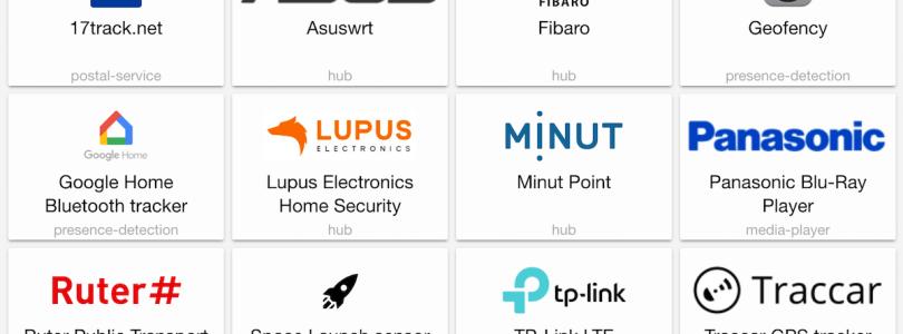 Home Assistant se actualiza a la versión 0.83
