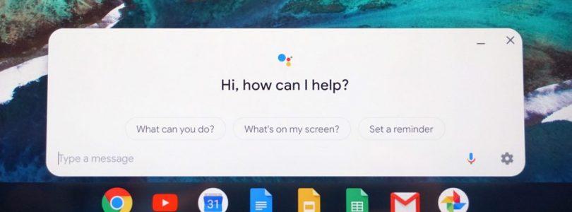 Google Assistant estará disponible en las cuentas infantiles de Family Link de Google en Chrome OS