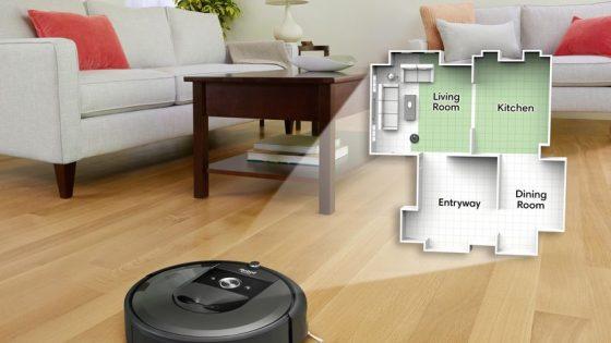 iRobot, los creadores de Roomba trabajan con Google para mejorar sus dispositivos