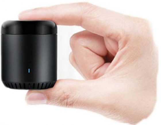 Controlador infrarrojos Broadlink RM Mini 3