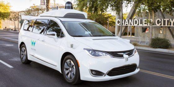 Waymo, la empresa de coches autónomos en Google busca jefe de seguridad