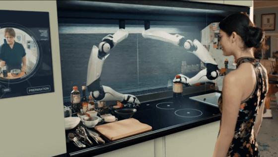 Moley: La cocina del futuro (o presente), ¿Llegará a ser realidad?