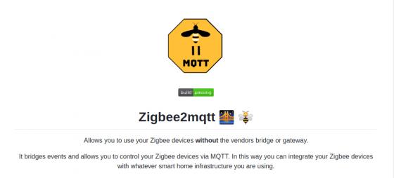 Zigbee2mqtt se actualiza a la versión 1.0 con imporantes cambios