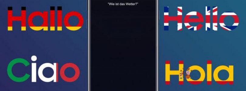 Bixby aprende nuevos idiomas, entre ellos, el español