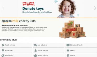 """Alexa permitirá donar a """"Toys for tots"""" juguetes"""