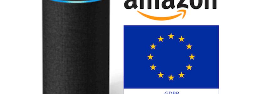 Amazon infringió el RGPD por un error humano
