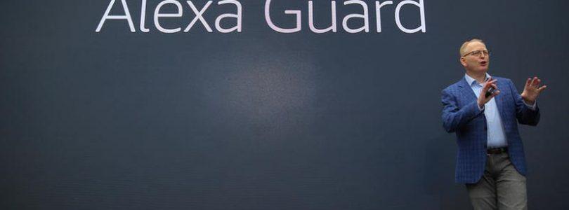 Alexa Guard hará que los Echo estén alerta cuando no estamos