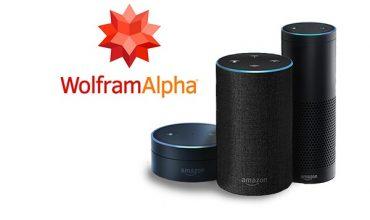 Wolfram Alpha ayuda a Alexa a ser más inteligente